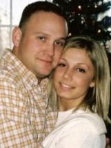Taken in 2003 during our 5.5 week dating period.