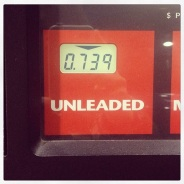 $1.00 off/gallon in January of 2015.